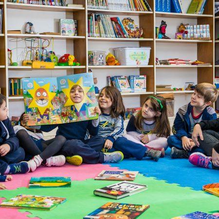 Educação Infantil – Biblioteca