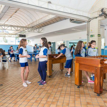 Ensino Fundamental II – Pátio