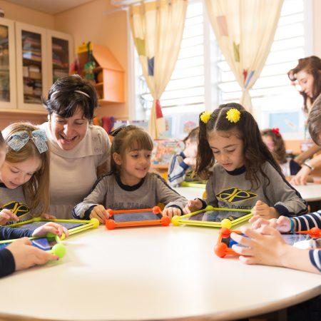 Educação Infantil – Sala bilíngue