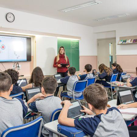 Ensino Fundamental II – Sala de aula