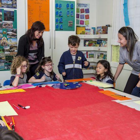 Ensino Fundamental I – Sala de Aula