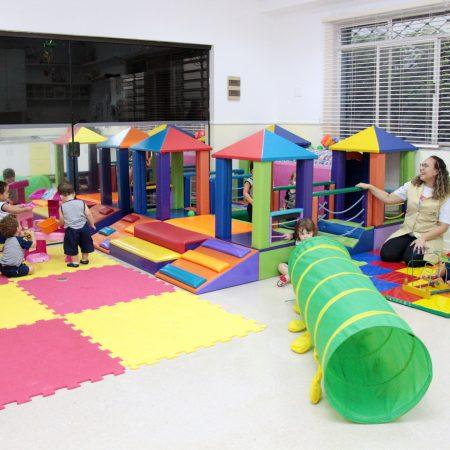 Educação Infantil – Sala de Estimulação