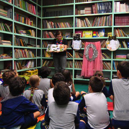 Ensino Fundamental I – Biblioteca