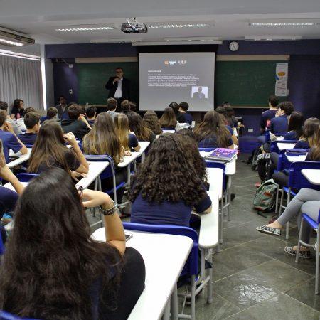 Ensino Médio – Auditório
